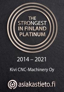 Strongest in finland logo